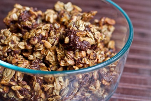 Chocolate Crunch Dessert Granola