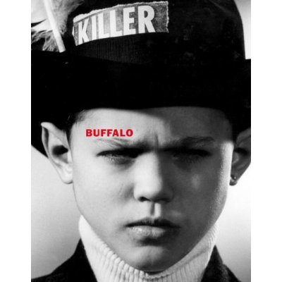 Ray Petri's 'Buffalo' hardcover