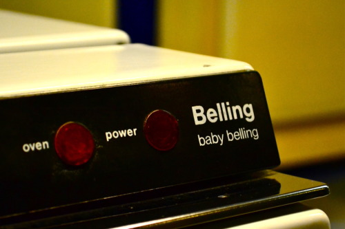 baby belling, secret life of the home exhibit, science museum, london nikon D3100 copyright Jack Oliver, 2012