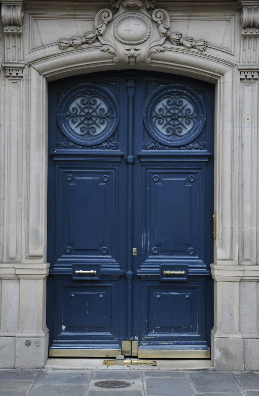 Paris Door #1