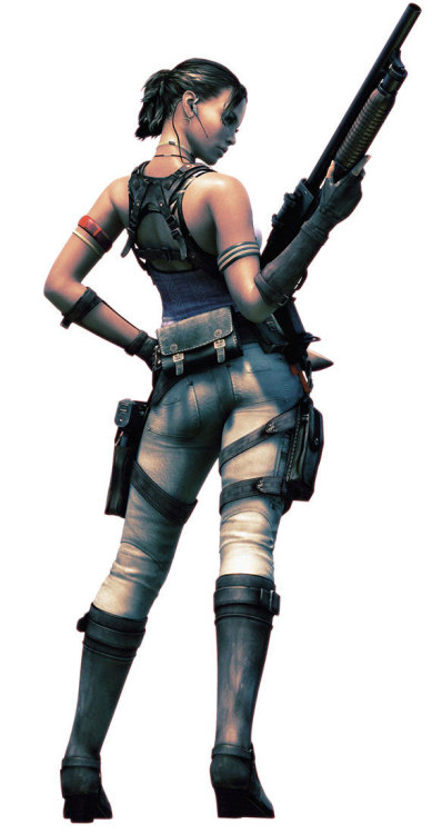 All sorts of excited about RE6, but I will miss my lady Sheva.