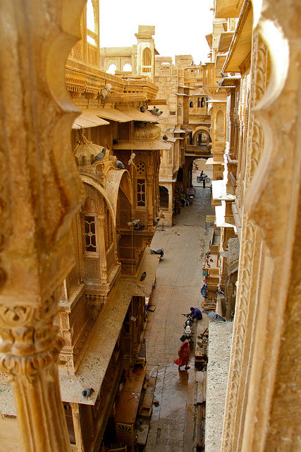 indiaincredible:  Street of India !!