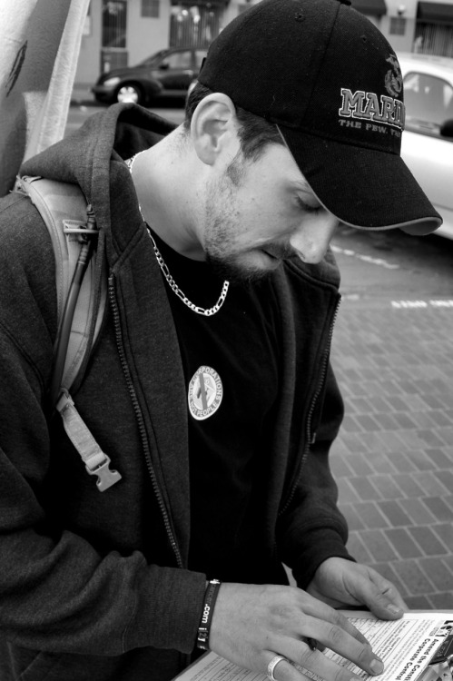 adam-pfoto:  1.20.12 Occupy the Courts, San Diego, California