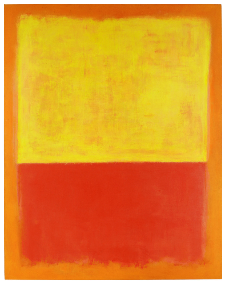 ART | Mark Rothko, Untitled