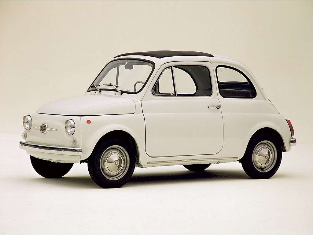 witanddelight:  anarchyves:  Fiat 500 1957, that's amore!  dreamy