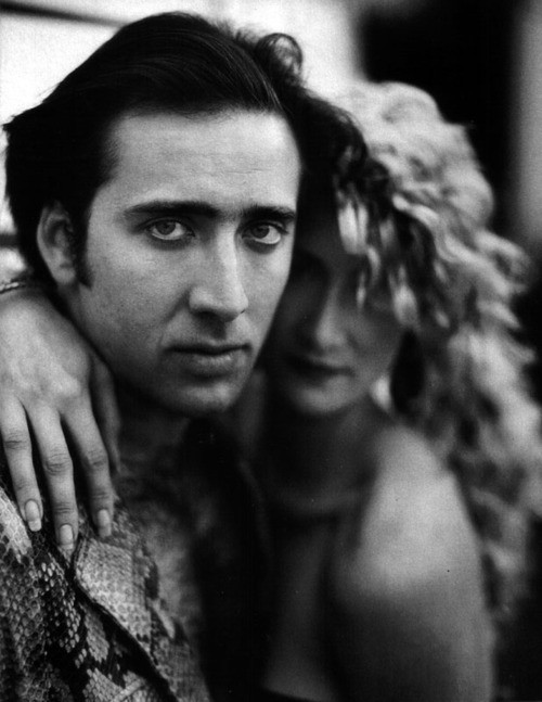 Sailor and Lula  Nicholas Cage and Laura Dern in David Lynch's Wild at Heart (1990)