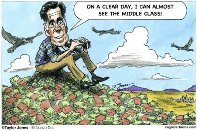 stfuconservatives:  cartoonpolitics:  but not quite ..  Tuesday is going to be pretty funny. -Joe  But who would want to look at them?