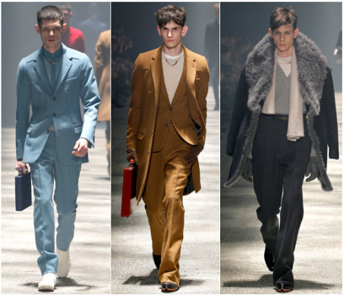 First Look: Lanvin Fall 2012 See the full Lanvin Fall 2012 men's collection from Paris right now at GQ.com.
