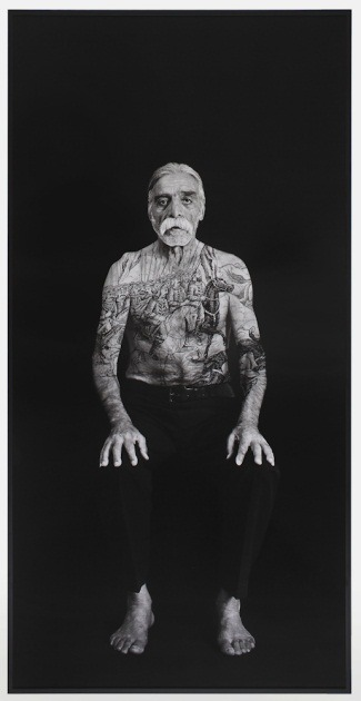 "manpodcast:  Shirin Neshat, Bahram from the series ""Villains,"" 2012.  This week's Modern Art Notes Podcast features Iranian-American artist Shirin Neshat, who joins me to discuss the art she's made in response to Iran's Green Revolution and to the Arab Spring. An exhibition of that new work, titled ""The Book of Kings,"" is on view at New York's Barbara Gladstone Gallery through February 11.  To subscribe to The Modern Art Notes Podcast via iTunes, click here. To download this week's program or to stream it, click here. To subscribe to The MAN Podcast's RSS feed, click here. To see images of the art discussed during this week's show,visit Modern Art Notes."
