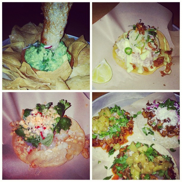 Last nights legendary meal at @GrandelectricTO (Taken with instagram)