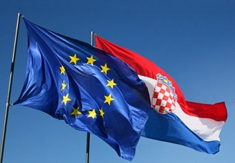 Croatia EU referendum: Voters back membership.