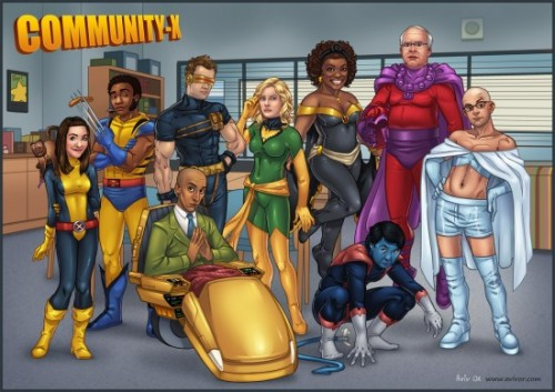 Community vs. X-Men
