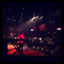 Kicking off @postworship #herewego (Taken with instagram)