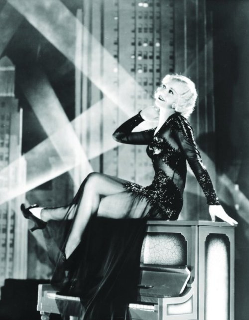 "iloveretroo:  Ginger Rogers in ""Gold Diggers Of 1933"""