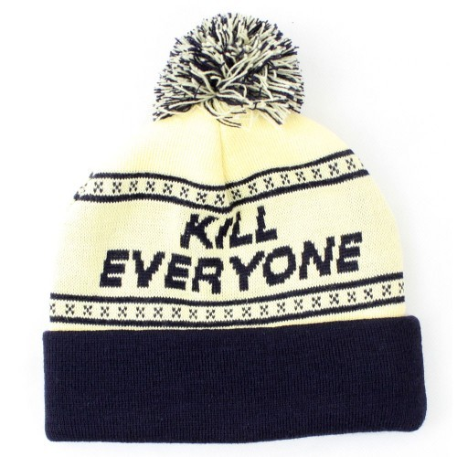 I kind of need this, but hats make me look ill for some reason. Furthermore, hat season may be drawing to a close. Furthermore again, its £25, and a fella's gotta eat.