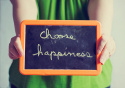 life happy depression inspiration chalk happiness sign uplifting choose this