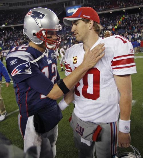 Superbowl XLVI The Déjà Vu Superbowl  but with a different ending