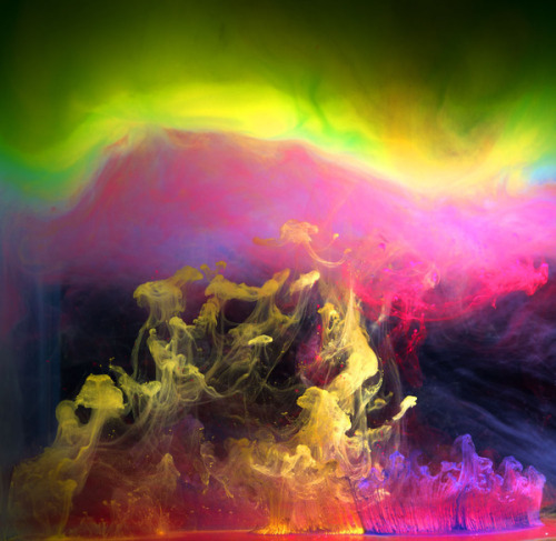 Aqueous Fluoreau by Mark Mawson