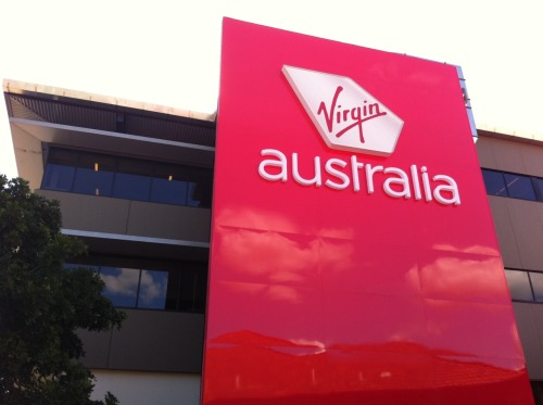 virginaustralia:  Our head office in Bowen Hills, Brisbane, Queensland, Australia!  only 80m up Edmondstone Road from my office