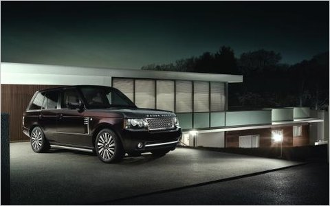 You and I have a date. ;) The Range Rover HSE Autobiography