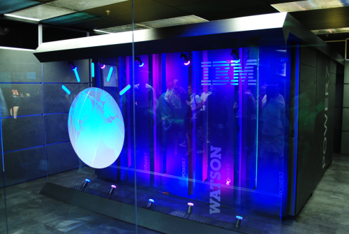 "IBM plans next step for Jeopardy! winning computer. After IBM's supercomputer Watson won $1 million in last years Jeopardy! round, you'd think it might be ready to retire to a nice beach side villa, but IBM engineers have spoken more about its future uses in the workplace. ""The healthcare industry jumped out as one of the first areas we will look to market Watson, as information in the medical world is doubling every five years so it's getting ever harder for staff to find the data they need,"" said Manoj Saxena, IBM's general manager for Watson. But it's not just in medicine where the system could find a use:  Saxena added that the capabilities of Watson would be vital for businesses that are struggling to keep up with the huge amounts of unstructured data being created and stored, which is as high as 80 per cent in some organisations.  The company also revealed some of the processing power of Watson, which has 2,880 processing cores, 90 IBM P750 servers, has 16TB of memory and 80 teraflops of computing power. This means the system is able to analyse the entire data of 200 million documents in three seconds."