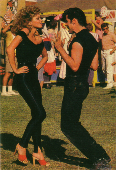 I am attracted to men based on how much they remind me of Danny Zuko.