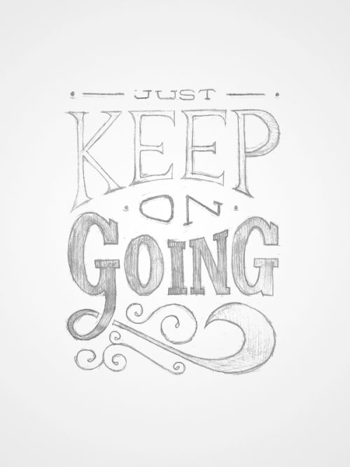 betype:  Just Keep on Going