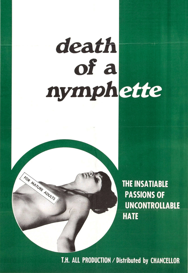 Death of a Nymphette (1967, USA)