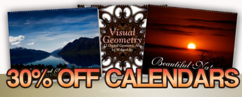 30% DISCOUNT ON ALL CALENDARS at ZAZZLE Click on link » 30%OFF to activate the discount offer ends 11.59pm (PT) March 31, 2012
