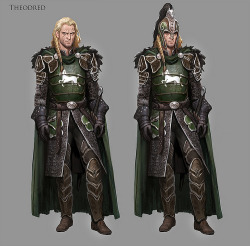 For Lord of the Rings Online by Turbine Inc. Wes Burt