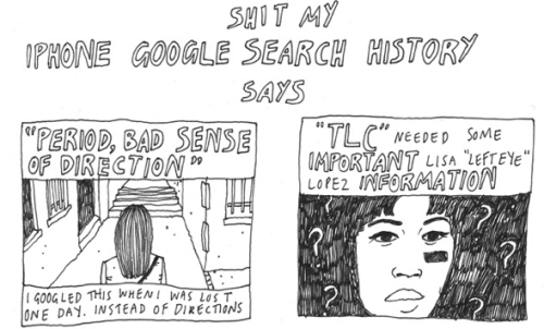 thehairpintumblr:  Keep Them Googling