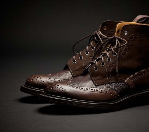 My current obsession Brogue Wingtip Boots The Fashionable adult male equivalent to the Timberland Boot