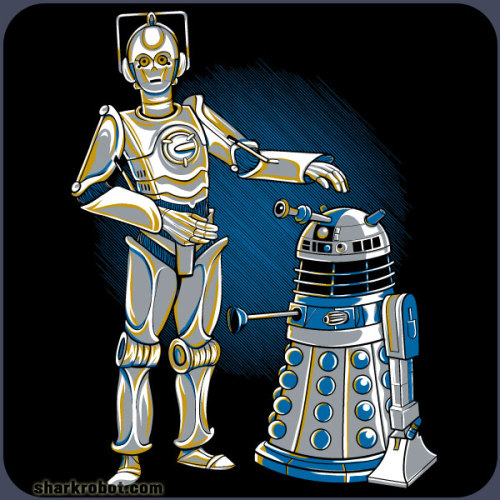 starwars-inspration:  Star Wars / C-3PO / R2-D2
