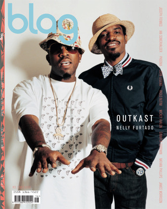 2006 | BLAG Vol.2 Nø 6 OutKast cover Photography by Sarah