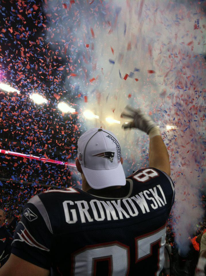 GRONK. Vengeance Day, Feb 5th.