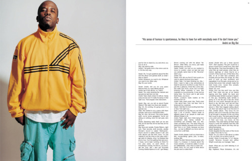 2006 | BLAG Vol.2 Nø 6 OutKast cover feature Photography & Interview by Sarah