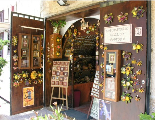 Lovely Ceramic Shop Spain