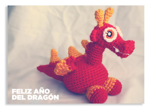 Feliz año del dragón! Happy Dragon Year!