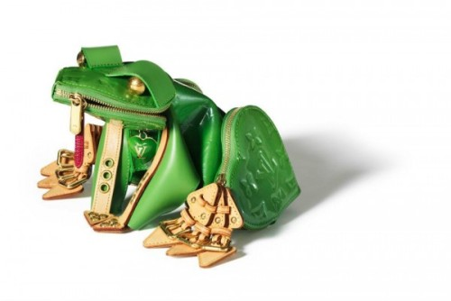 (via Louis Vuitton's Maroquinaris Zoologicae by Billie Achilleos | Trendland: Fashion Blog & Trend Magazine)