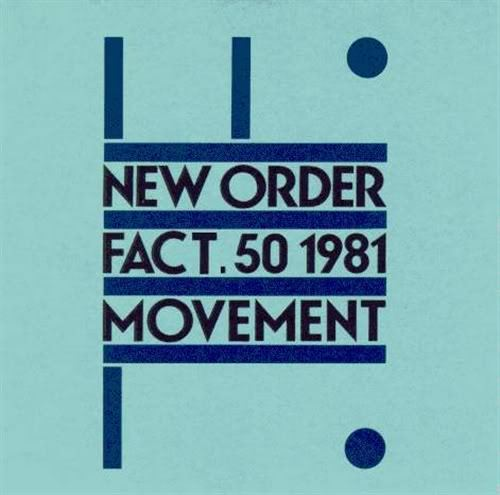 New Order's Movement album cover, as designed by Peter Saville - Marne, Apartment Buyer