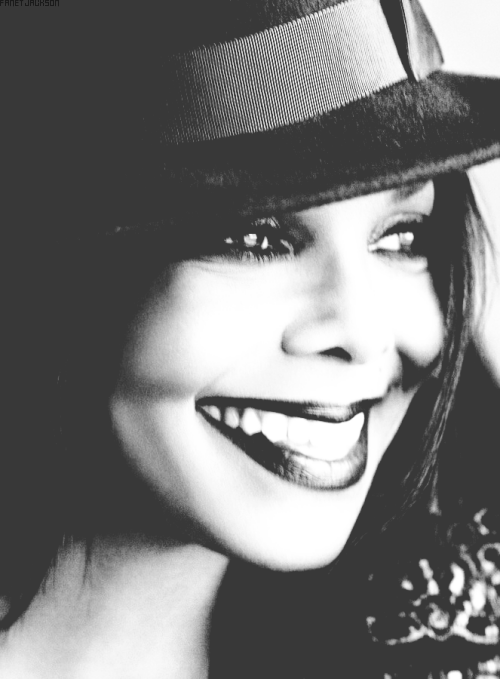 hot black lady appreciation: Janet Jackson.