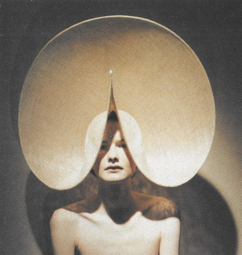 Marcus Tomlinson for Visionaire N° 25, 1998 Hat by Philip Treacy