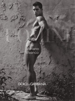 UOMINI by DOLCE & GABBANA, photographs by MARIANO VIVANCO UOMINI by Mariano Vivanco is ON SALE