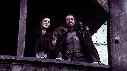 Catelyn Stark, Ned Stark