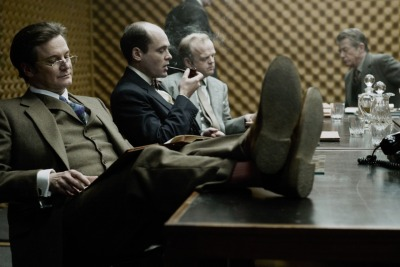 "The 31 Best Films Of 2011 - No. 9Tinker, Tailor, Soldier, Spy Ah, the film that ""didn't do anything"". Regular readers will know how much I love Alfredson's Let The Right One In so obviously I had high expectations for this. His direction creates this really eerie atmosphere that works so well in this film's Cold War settings. People complain that not enough happened but if you put a little effort and pay close attention, you'll find that plenty happens. We've become so lazy that we expect to be force fed a story, rather than have to follow one. It's the perfect 'who done it' film that's told in an intelligent and imaginative way."