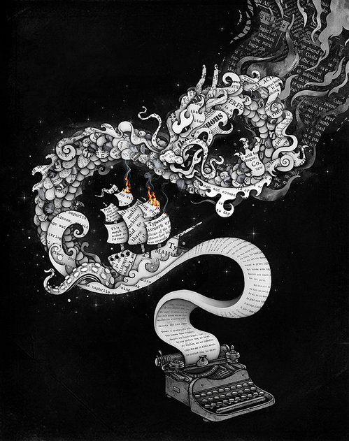 danceabletragedy:  Unleashed Imagination by enkel dika