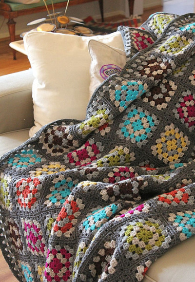 podkins:  Crocheted snuggly loveliness.
