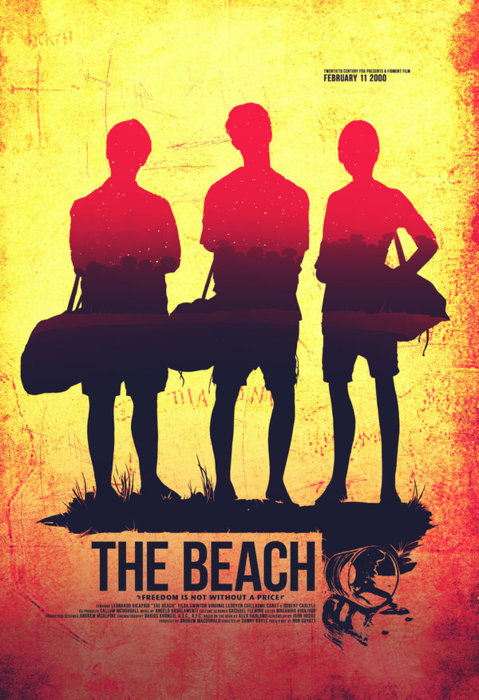 The Beach by Ron Guyatt (via cinemanu)