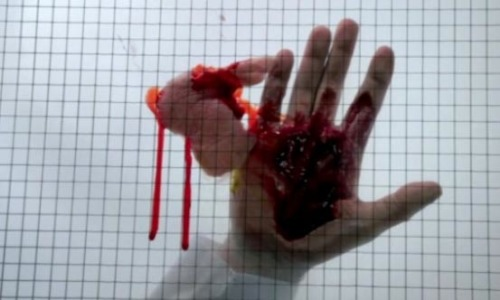 Absolutely disgusting and awesome!!   Love Fringe