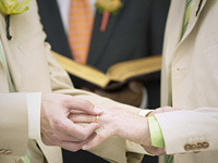 Is Gay Marriage Good For Business? Washington state may be the next American state to legalize gay marriage. It has the support of several major companies, but Microsoft is the most high-profile business to back it. Prominent figures in the business community support marriage equality, as was the case in New York, the last state to legalize it.